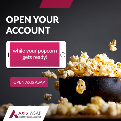 Axis Bank ASAP account